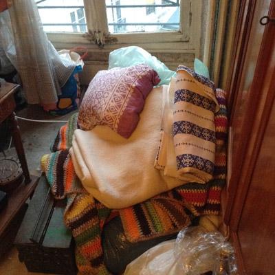 débarras d'un appartement à Bagneux