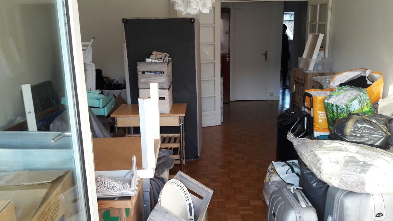 Appartement issy debut