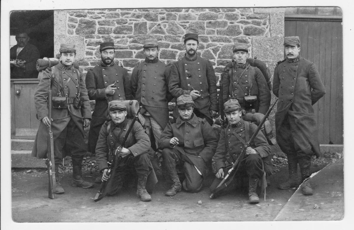 Depart front 1914